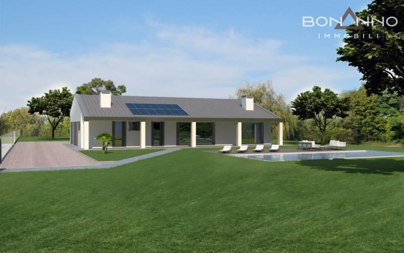 Terreni imprese in vendita a castelfranco veneto cod u8 for Casa di un piano in vendita