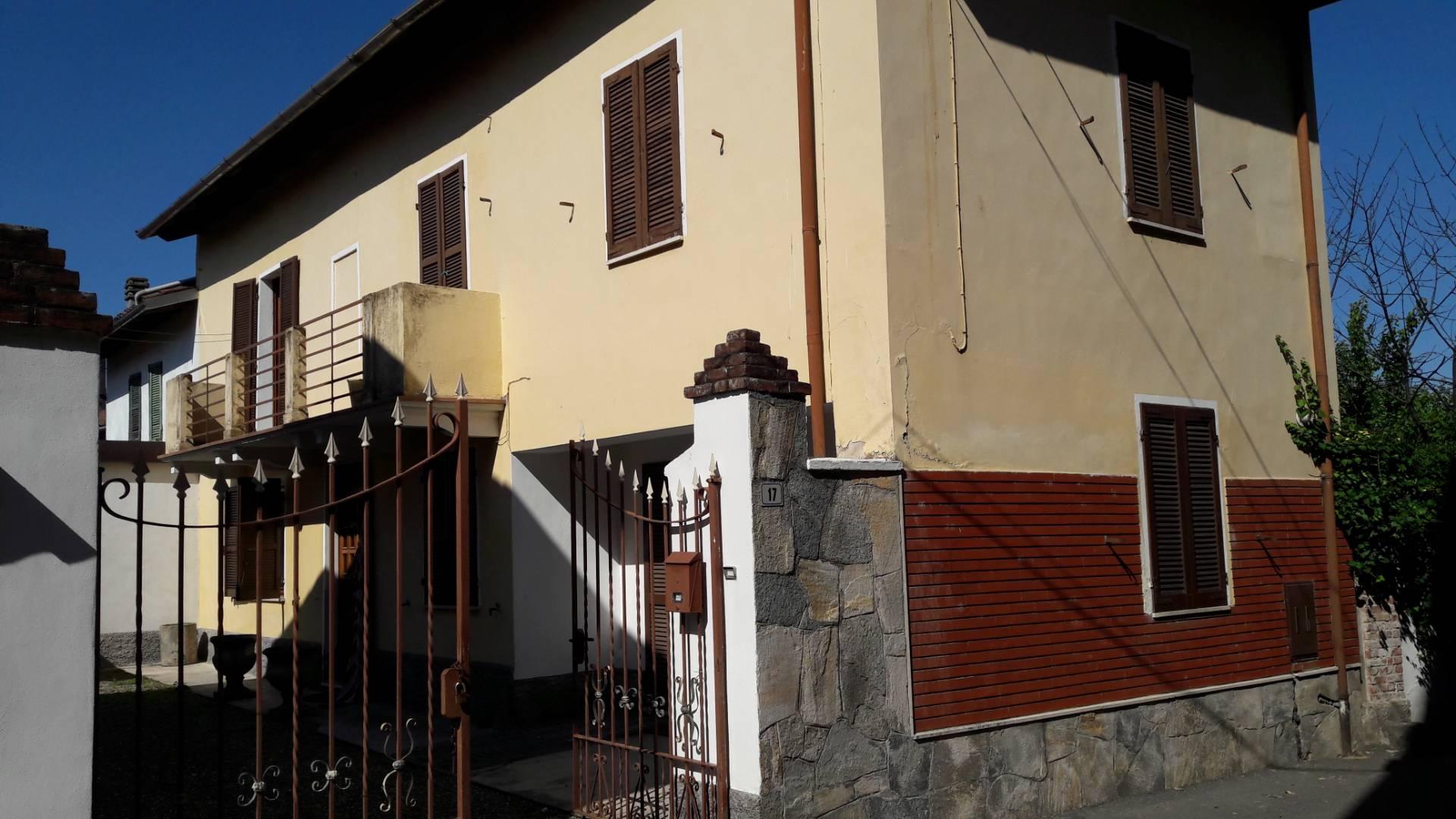 CASA INDIPENDENTE in Vendita a Gamalero (ALESSANDRIA)