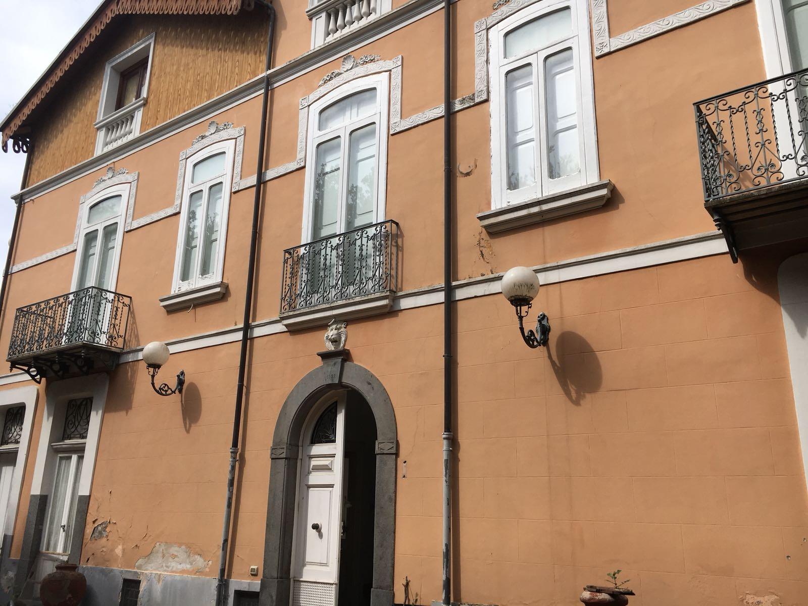 VILLA in Vendita a San Giuseppe Vesuviano (NAPOLI)