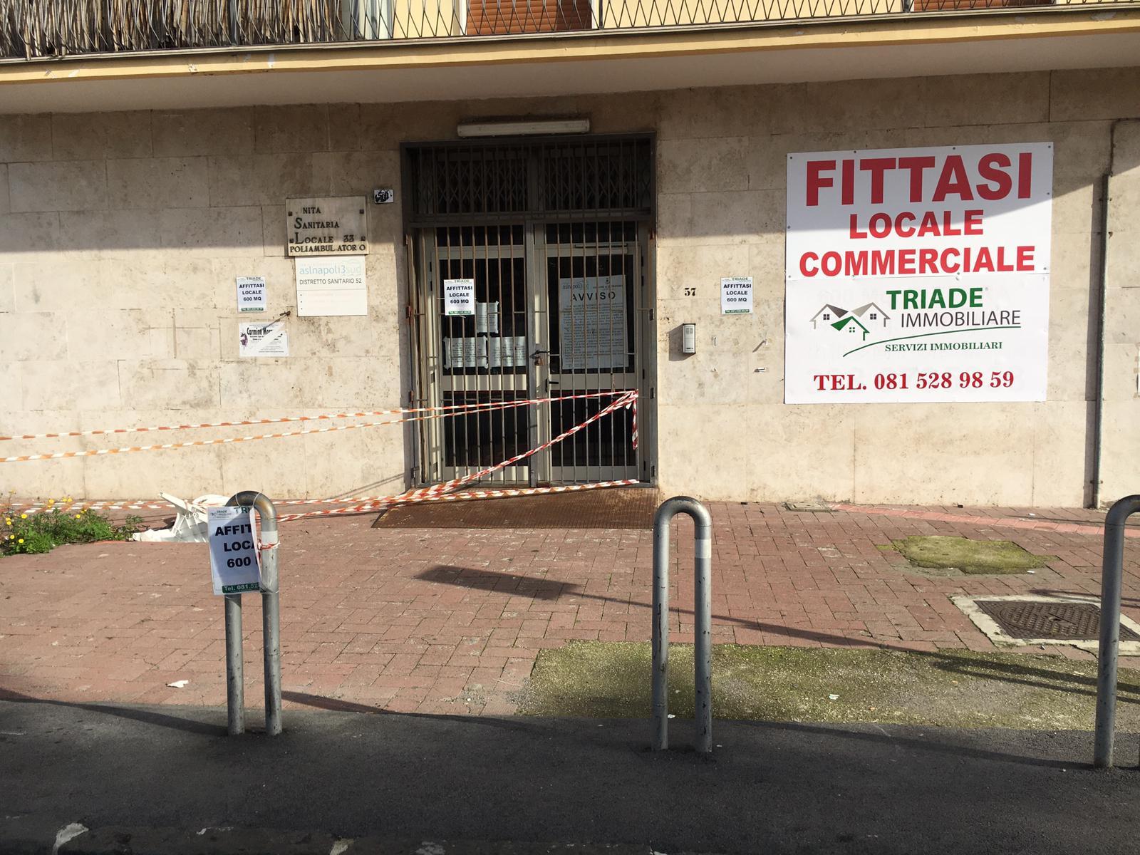 Negozio / Locale in affitto a Ottaviano, 9999 locali, prezzo € 3.500 | CambioCasa.it