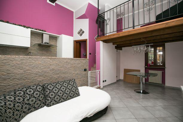 Appartamento in vendita a Uboldo, 3 locali, prezzo € 125.000   CambioCasa.it