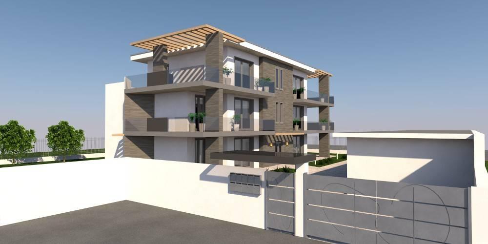 Appartamento in vendita a Uboldo, 3 locali, zona Zona: Lazzaretto, prezzo € 219.000 | CambioCasa.it