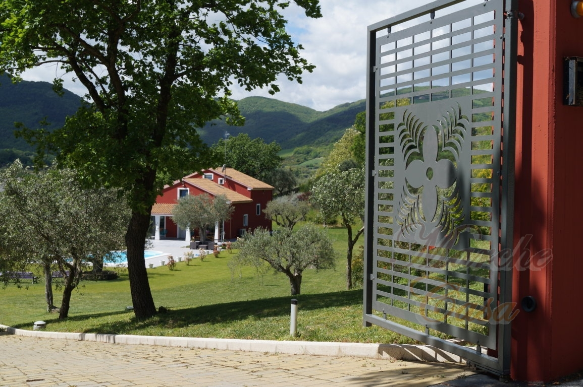 Marche casa DESIGN IN THE COUNTRY