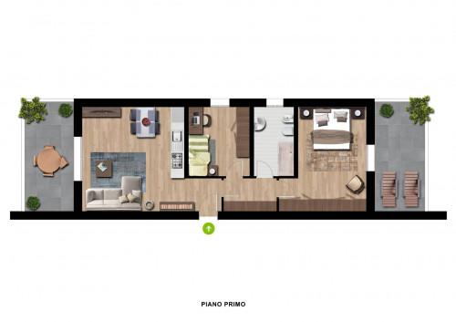 Appartamento in Vendita a Cessalto