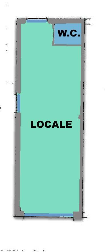 Negozio / Locale in vendita a Fermo, 9999 locali, zona Località: Tirassegno, prezzo € 60.000 | CambioCasa.it
