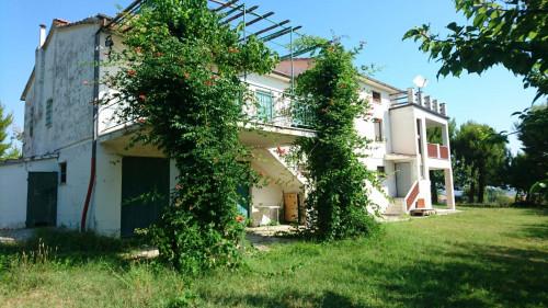 Casa Colonica con Terreno in Vendita a Lapedona