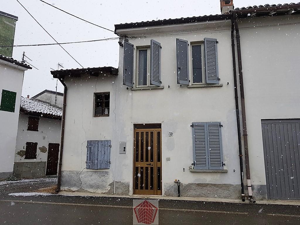 Soluzione Indipendente in vendita a San Damiano al Colle, 3 locali, prezzo € 34.000 | CambioCasa.it