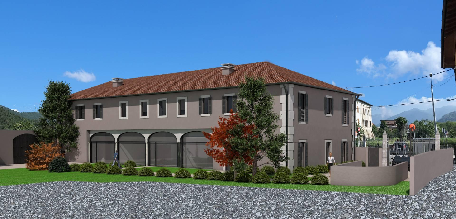 Appartamento in vendita a Concesio, 2 locali, zona Località: SanVigilio, prezzo € 110.000 | CambioCasa.it