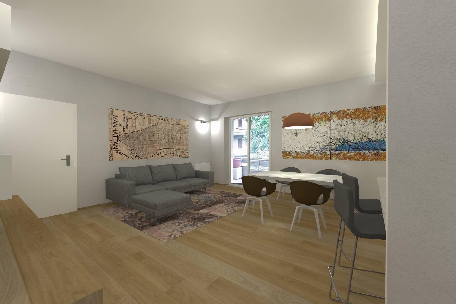 Appartamento in vendita a Villa Carcina, 3 locali, zona Zona: Villa, prezzo € 79.000 | CambioCasa.it