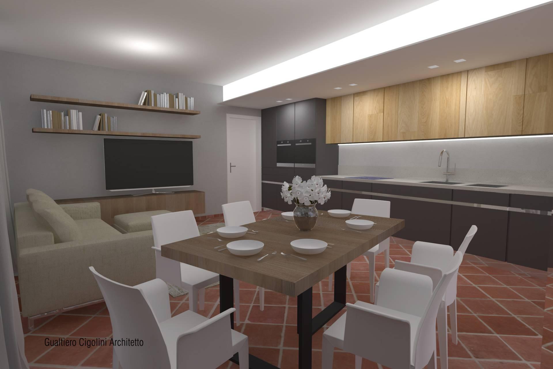 Appartamento in vendita a Gardone Val Trompia, 3 locali, zona Zona: Inzino, prezzo € 89.000   CambioCasa.it