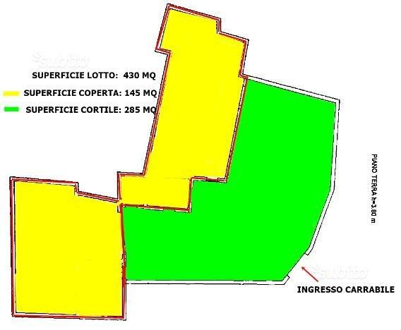 Soluzione Indipendente in vendita a Monserrato, 4 locali, Trattative riservate | Cambio Casa.it