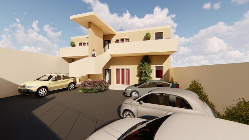 Appartamento in vendita a Quartu Sant'Elena, 3 locali, zona Località: PitzeSerra, prezzo € 166.000 | CambioCasa.it