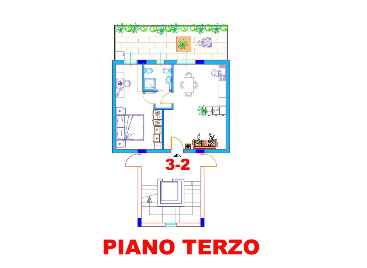 Appartamento in vendita a Cagliari, 2 locali, zona Zona: Genneruxi, prezzo € 235.000 | CambioCasa.it
