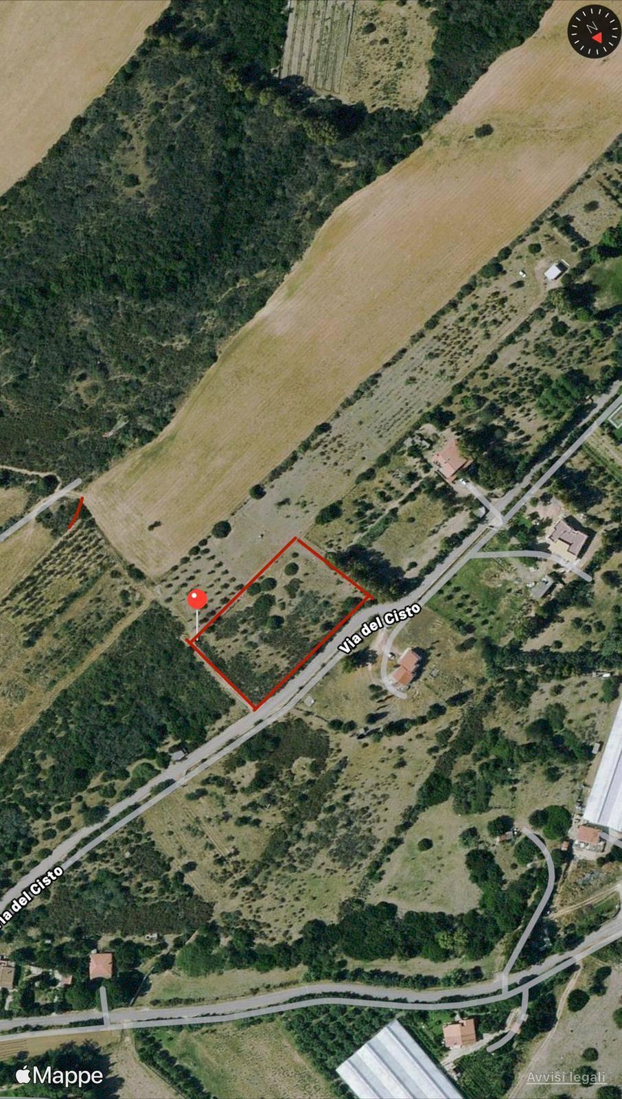 Terreno agricolo in vendita a Villa San Pietro (CA)