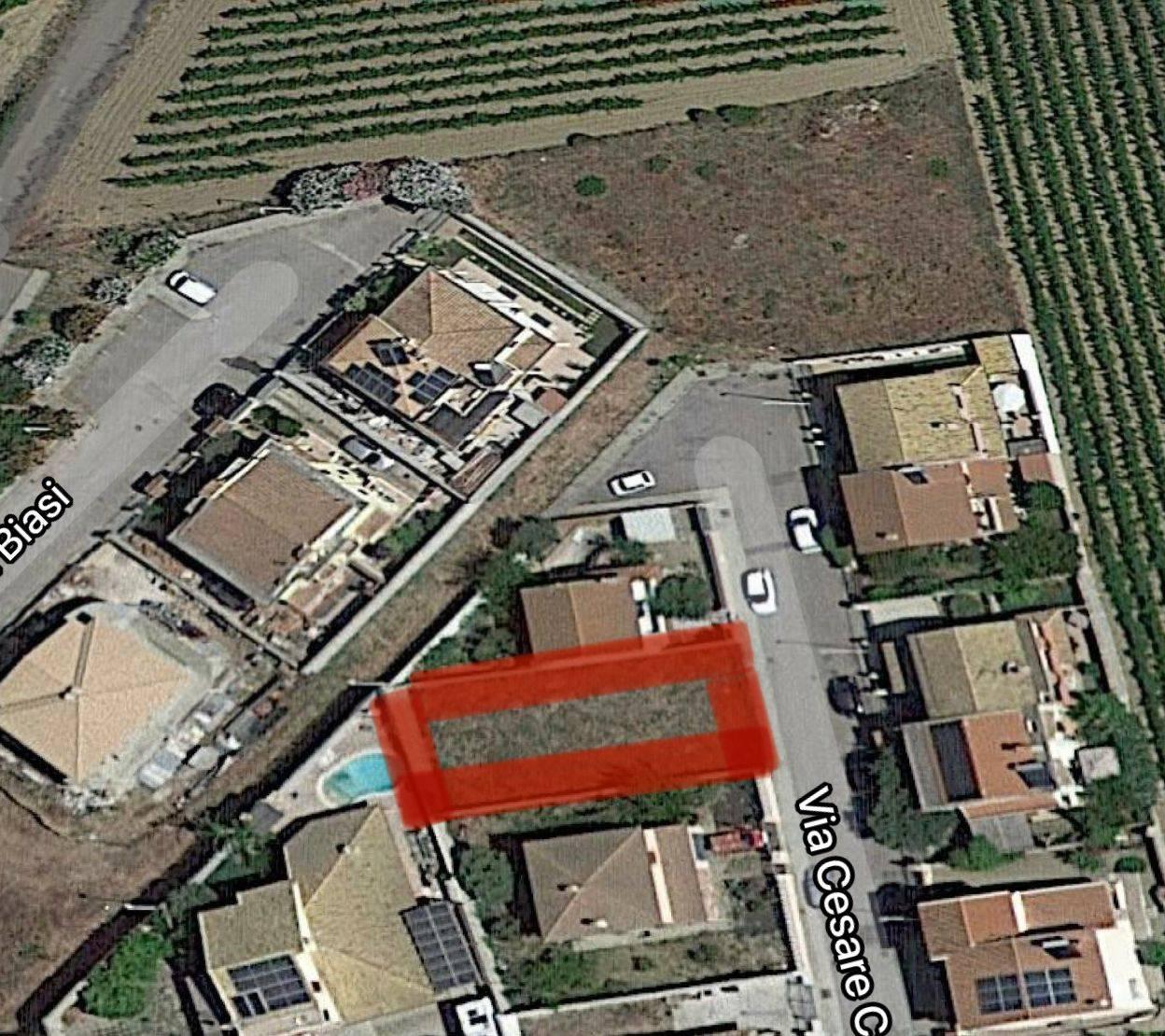 Terreno edificabile in vendita a Soleminis (CI)