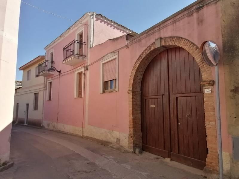 Casa indipendente in vendita a Samatzai (CI)