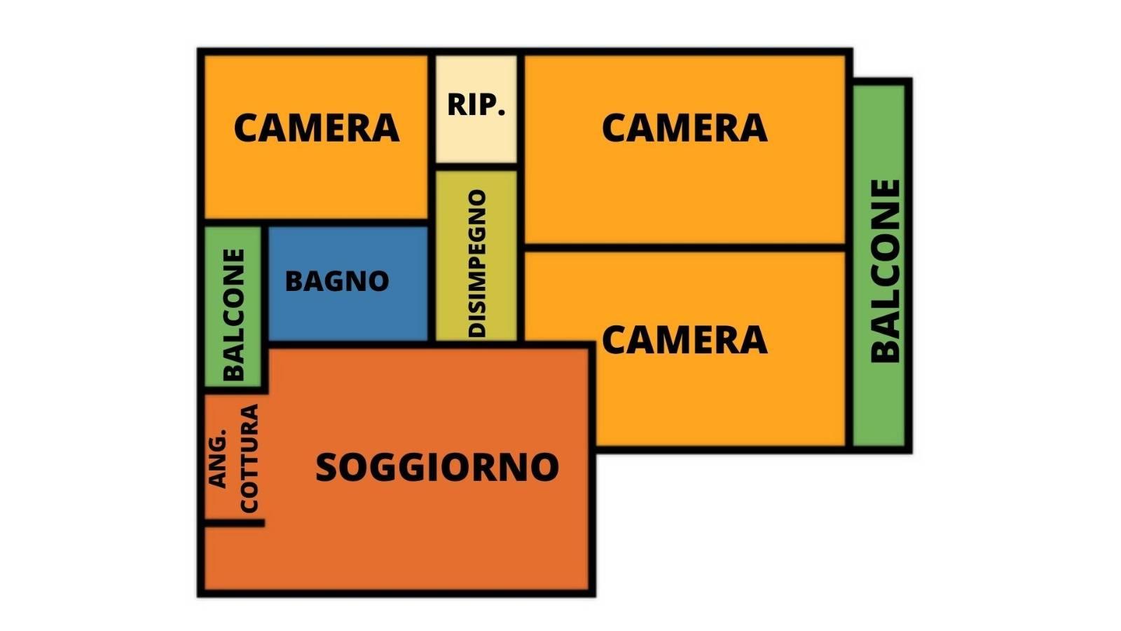 Appartamento in vendita a Quartu Sant'Elena, 4 locali, zona Località: CentroViaCagliari-Merello, prezzo € 119.000 | PortaleAgenzieImmobiliari.it