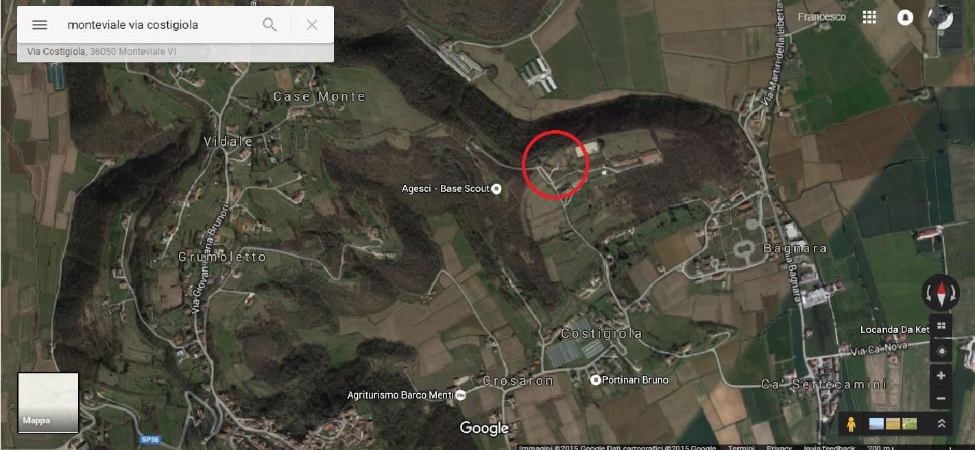 Terreno Edificabile Residenziale in vendita a Monteviale, 9999 locali, prezzo € 180.000 | CambioCasa.it