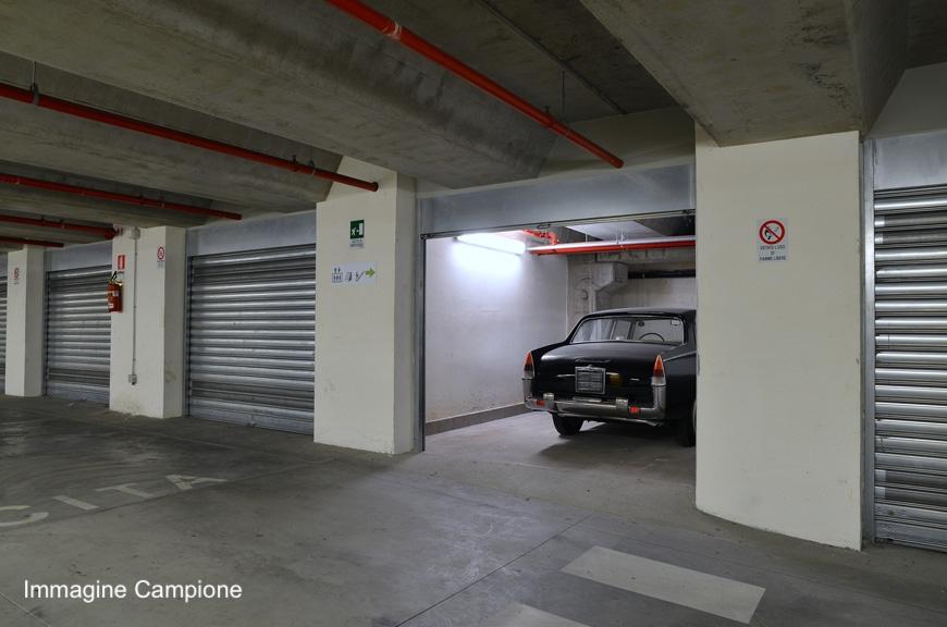 Box / Garage in vendita a Vicenza, 1 locali, zona Località: S.Andrea-Laghetto, prezzo € 14.000 | CambioCasa.it