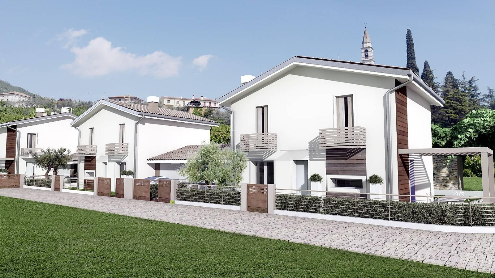 Villa a Schiera in Vendita a Castegnero