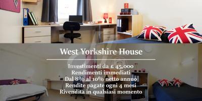 Appartamento per Studenti in vendita Nord-Est Inghilterra