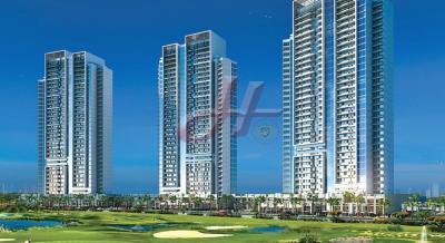 Appartamento/studio in vendita al 7° piano della Carson Tower Dubai