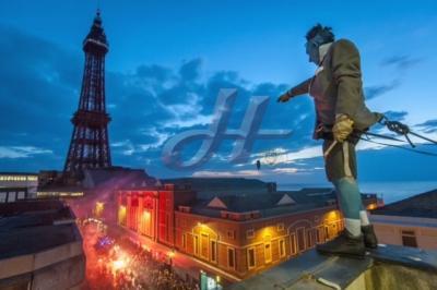 Monolocale in vendita in Hotel in Blackpool