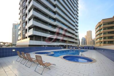Appartamento nella Escan Tower Dubai Marina