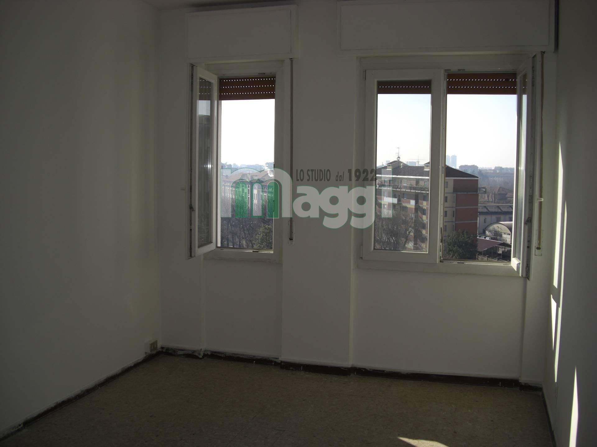 Appartamento in affitto a Milano, 2 locali, zona Località: Rembrandt, prezzo € 642   Cambio Casa.it
