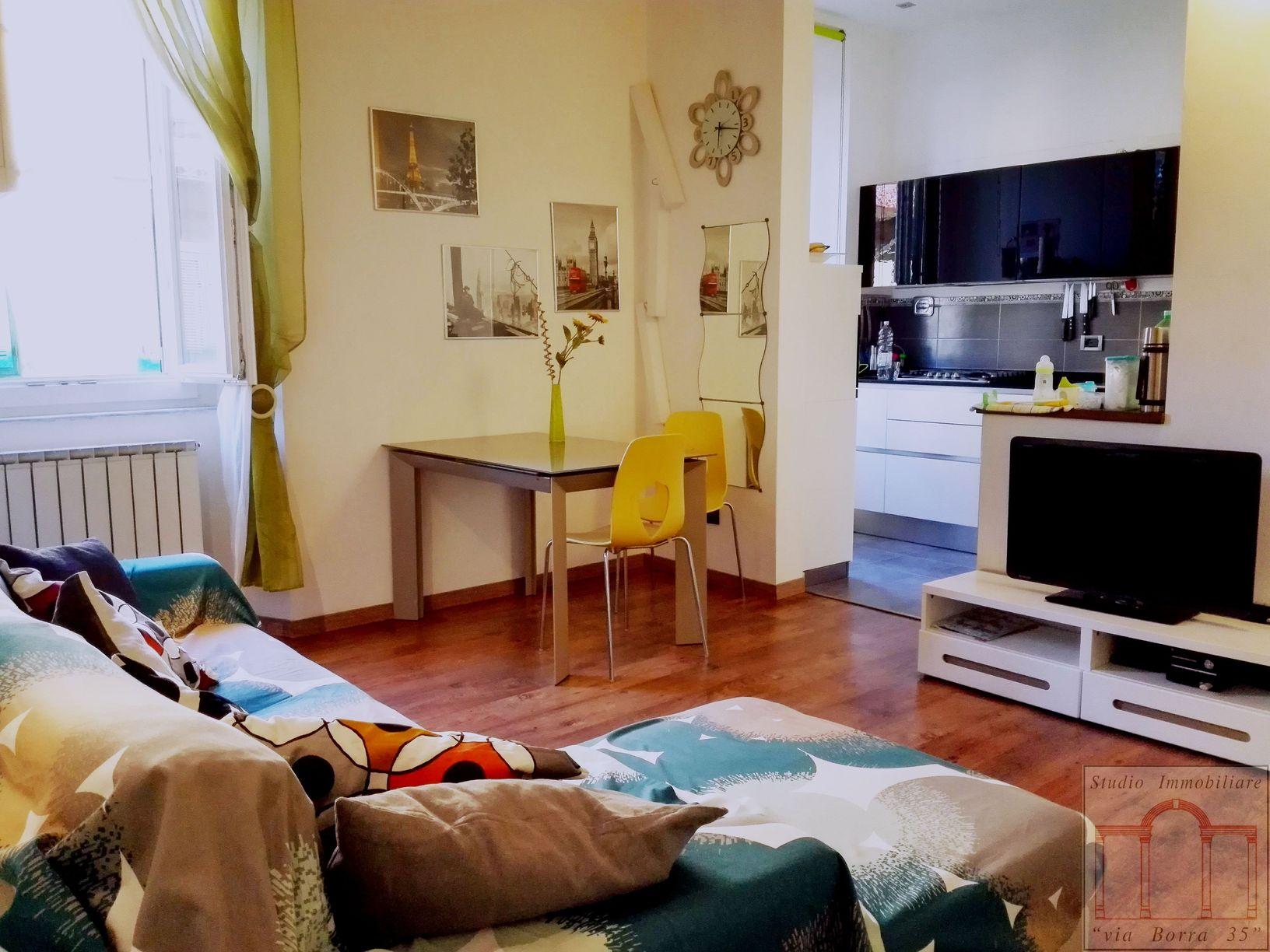 vendita appartamento livorno centro  98000 euro  3 locali  62 mq