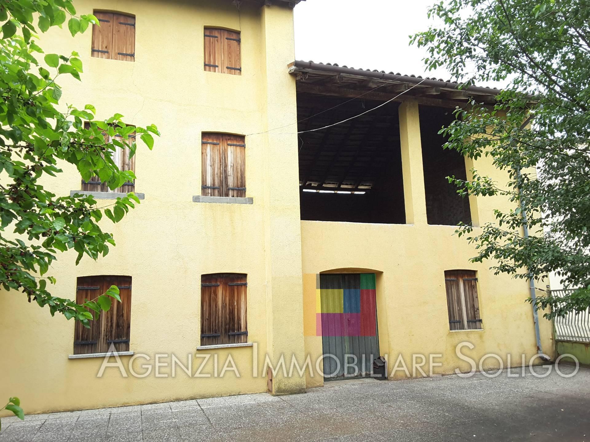 CASA INDIPENDENTE in Vendita a Pieve Di Soligo (TREVISO)
