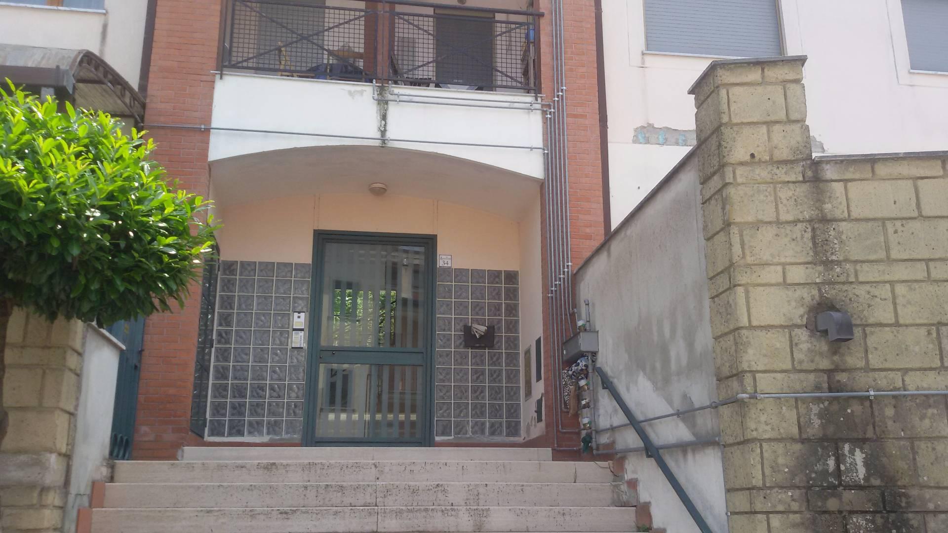 Attico / Mansarda in affitto a Fisciano, 3 locali, prezzo € 300 | Cambio Casa.it