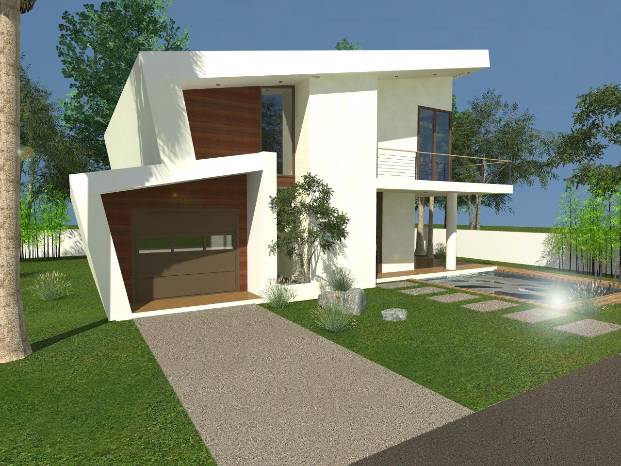 Villa unifamiliare in vendita a cepagatti cod 12 for Progetti ville bifamiliari moderne