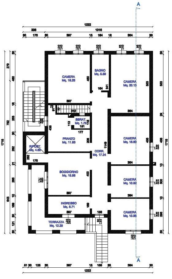 Appartamento in vendita a Portogruaro, 3 locali, prezzo € 135.000 | CambioCasa.it