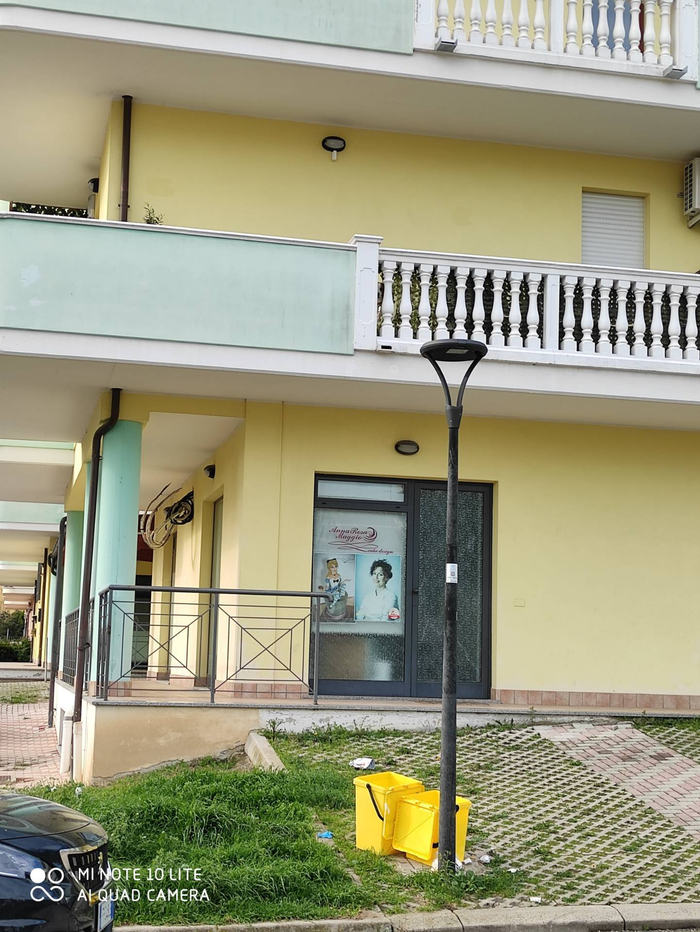 Fondo commerciale in affitto a Cepagatti (PE)