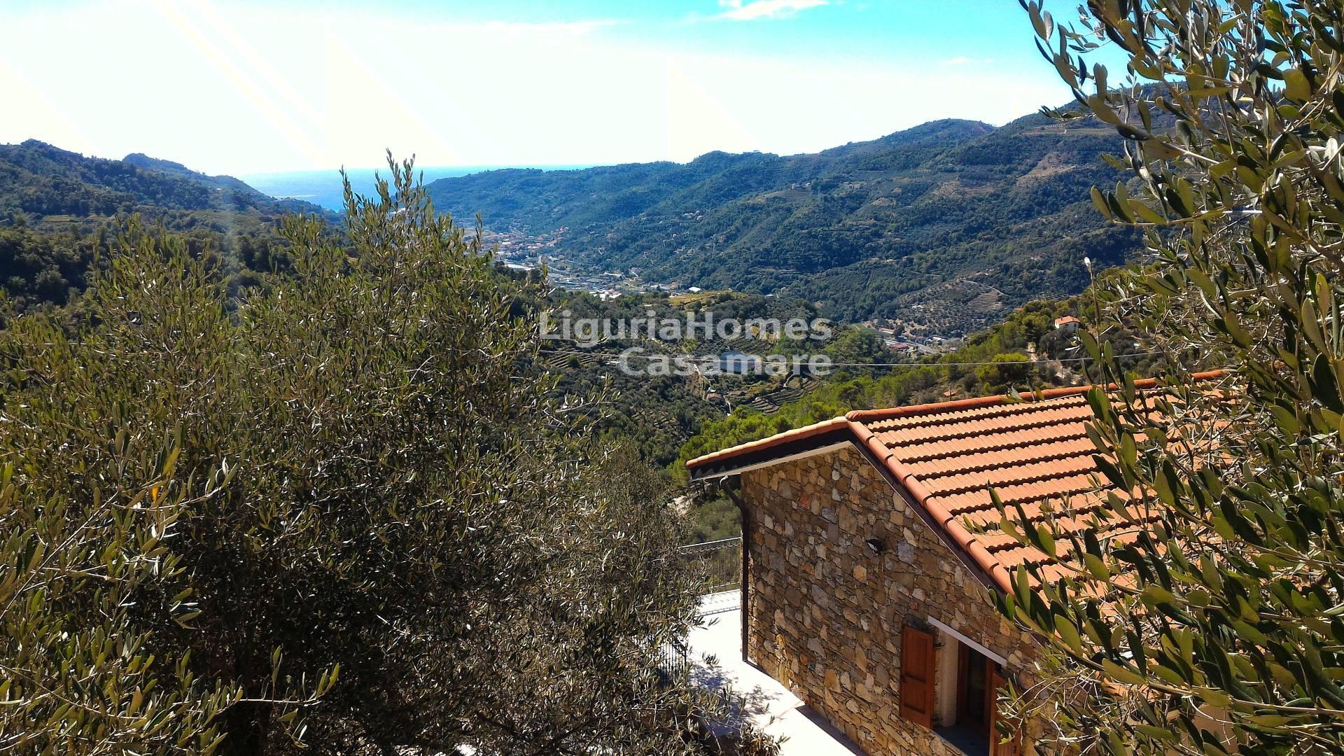 Villa in vendita a Dolceacqua, 6 locali, prezzo € 695.000 | Cambio Casa.it