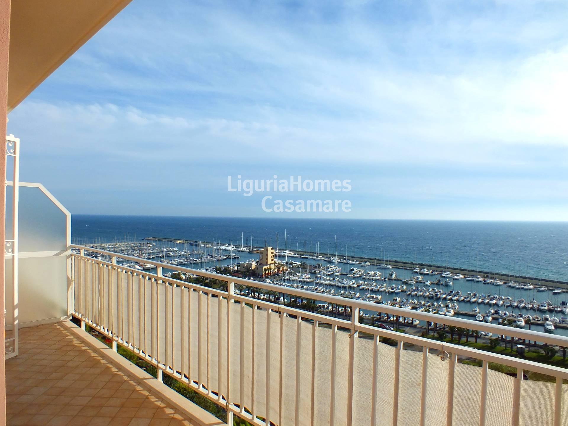 Appartamento in vendita a Santo Stefano al Mare, 3 locali, prezzo € 159.000 | Cambio Casa.it
