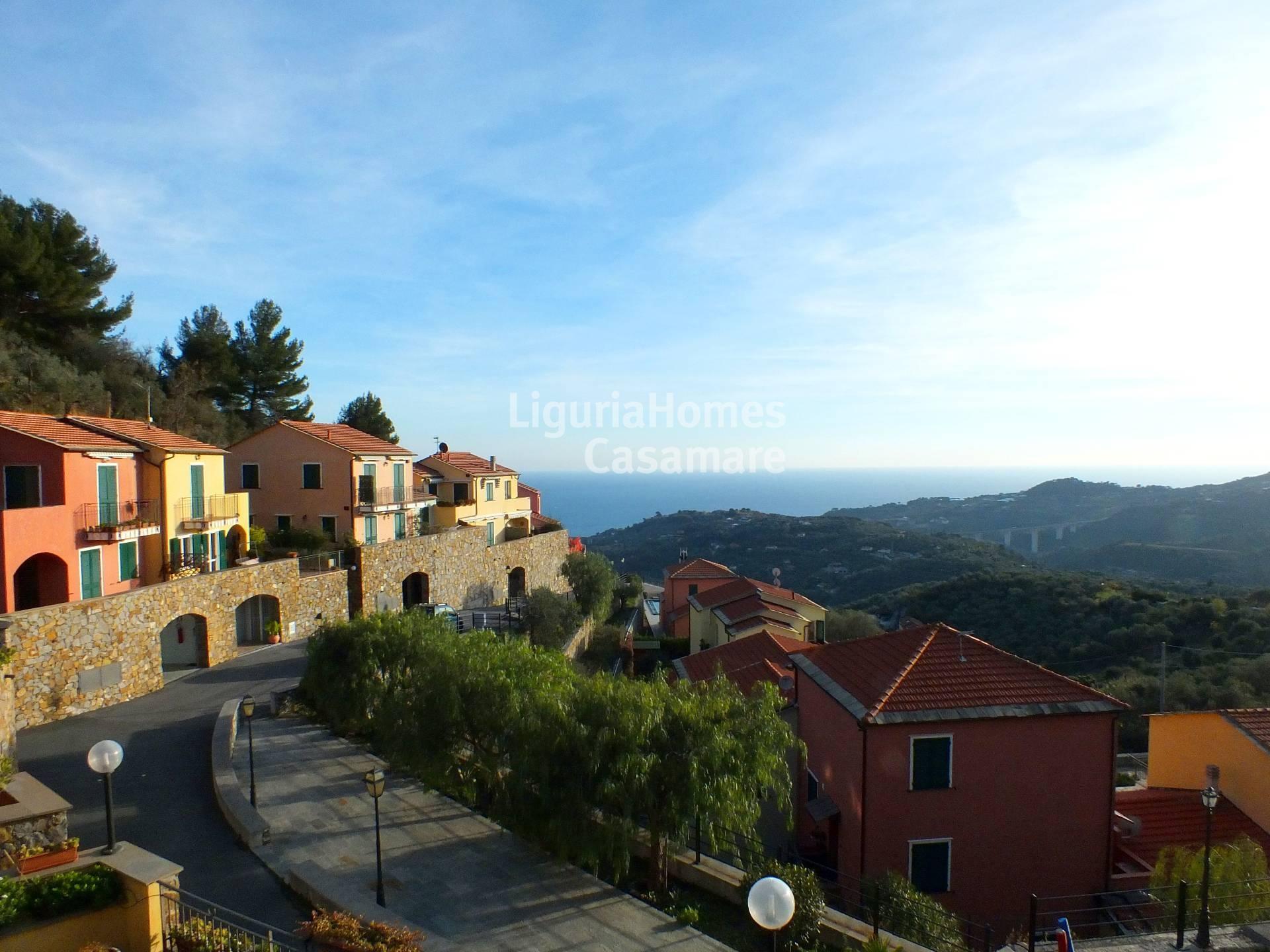 Villa in vendita a Civezza, 7 locali, prezzo € 380.000 | Cambio Casa.it