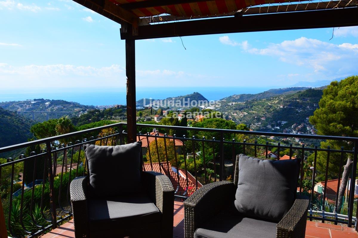Italy Property for sale in Liguria, Vallebona