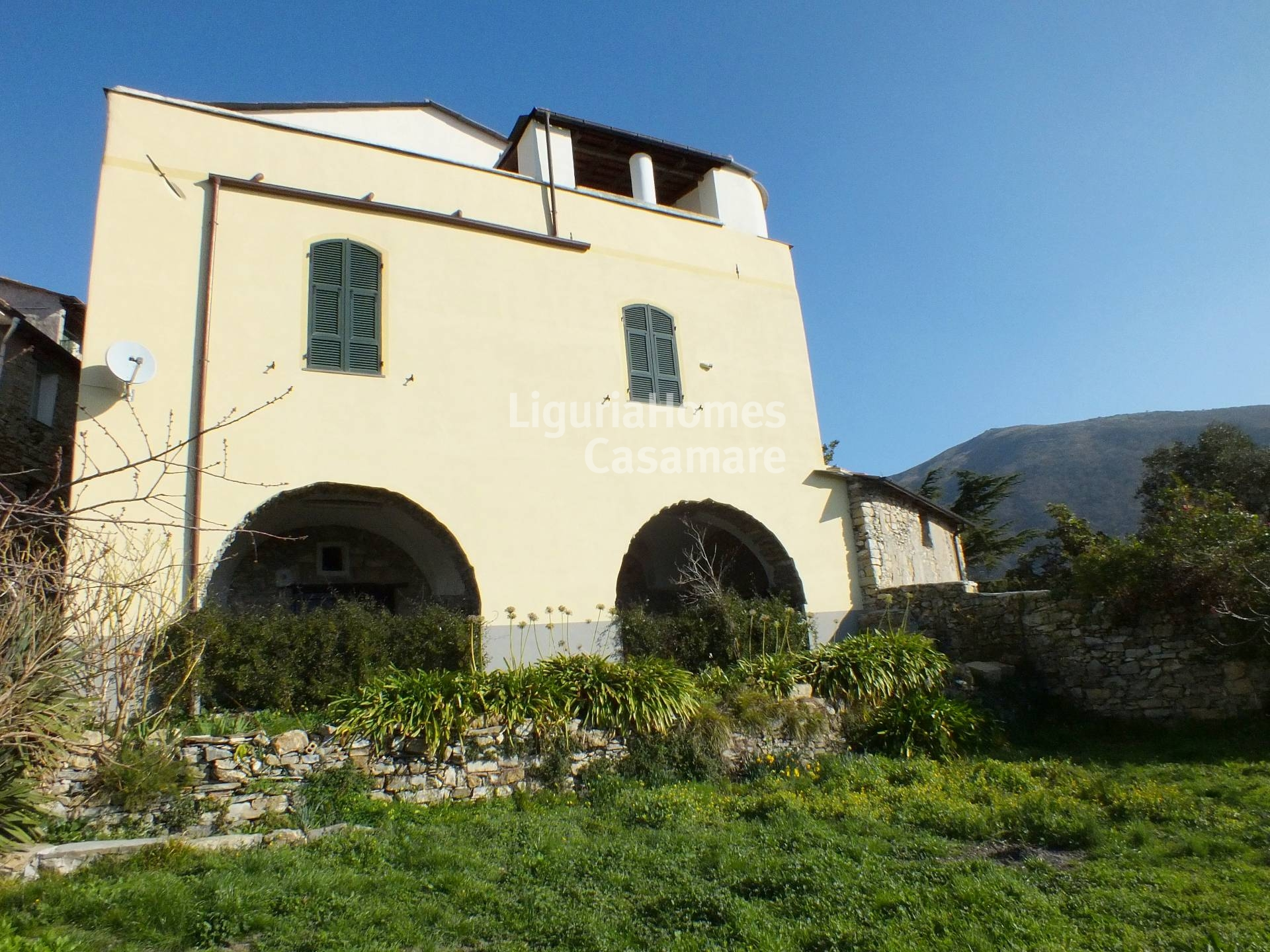 Appartamento in vendita a Chiusanico, 13 locali, prezzo € 195.000 | Cambio Casa.it