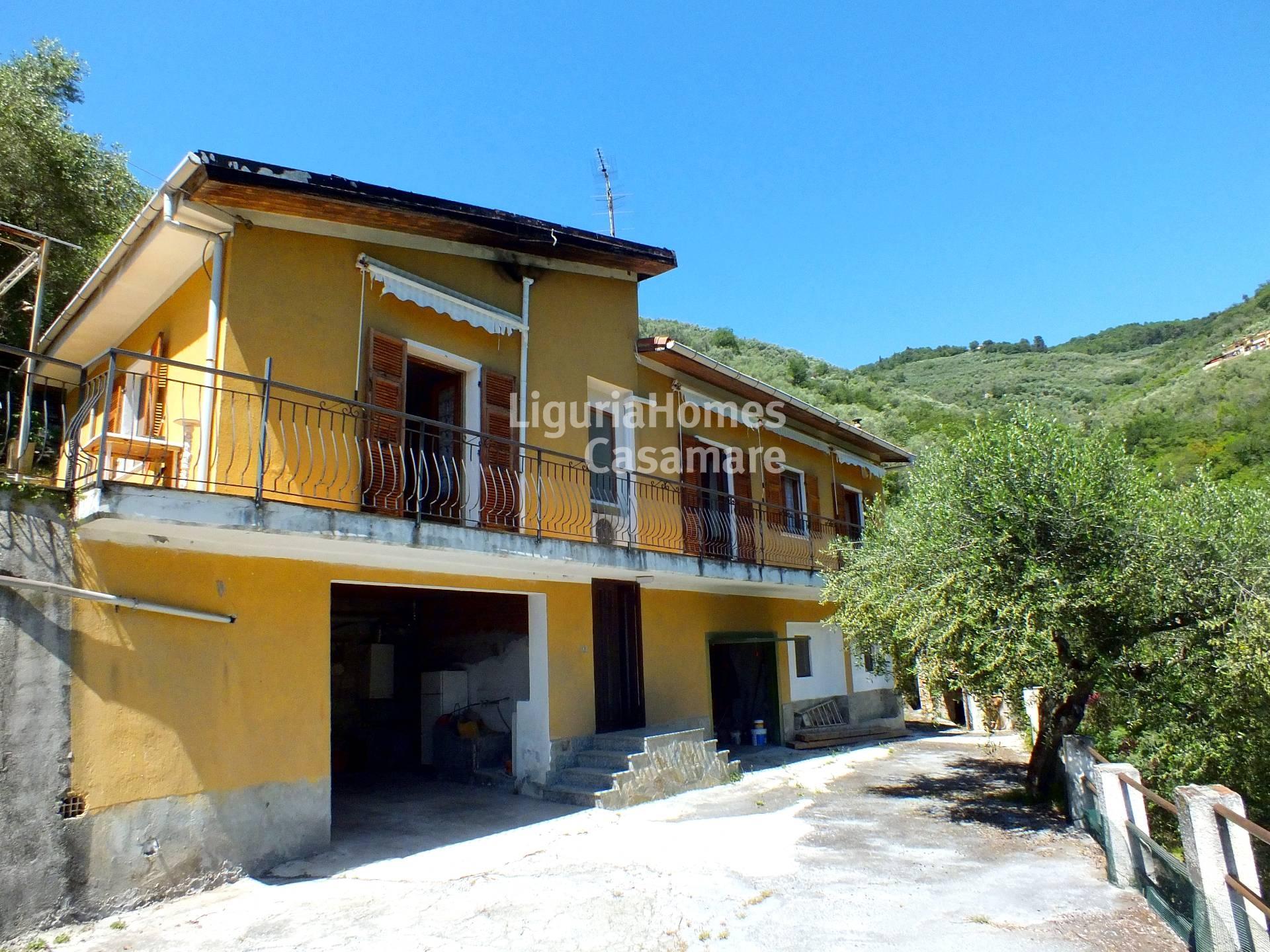 Villa in vendita a Pontedassio, 7 locali, prezzo € 249.000 | CambioCasa.it
