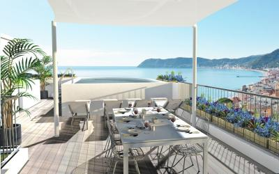 Villa for Sale in Alassio