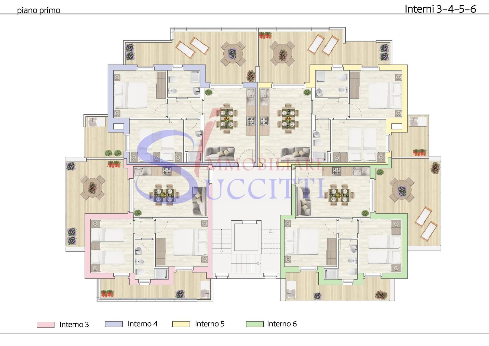 Appartamento in vendita a Tortoreto, 3 locali, zona Località: TortoretoLido, prezzo € 155.000 | CambioCasa.it