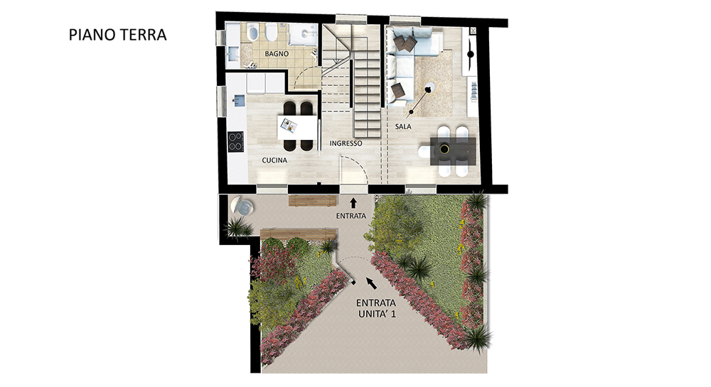 Villa Bifamiliare in vendita a Pieve di Cento, 4 locali, zona Località: PievediCento, prezzo € 233.000 | Cambio Casa.it