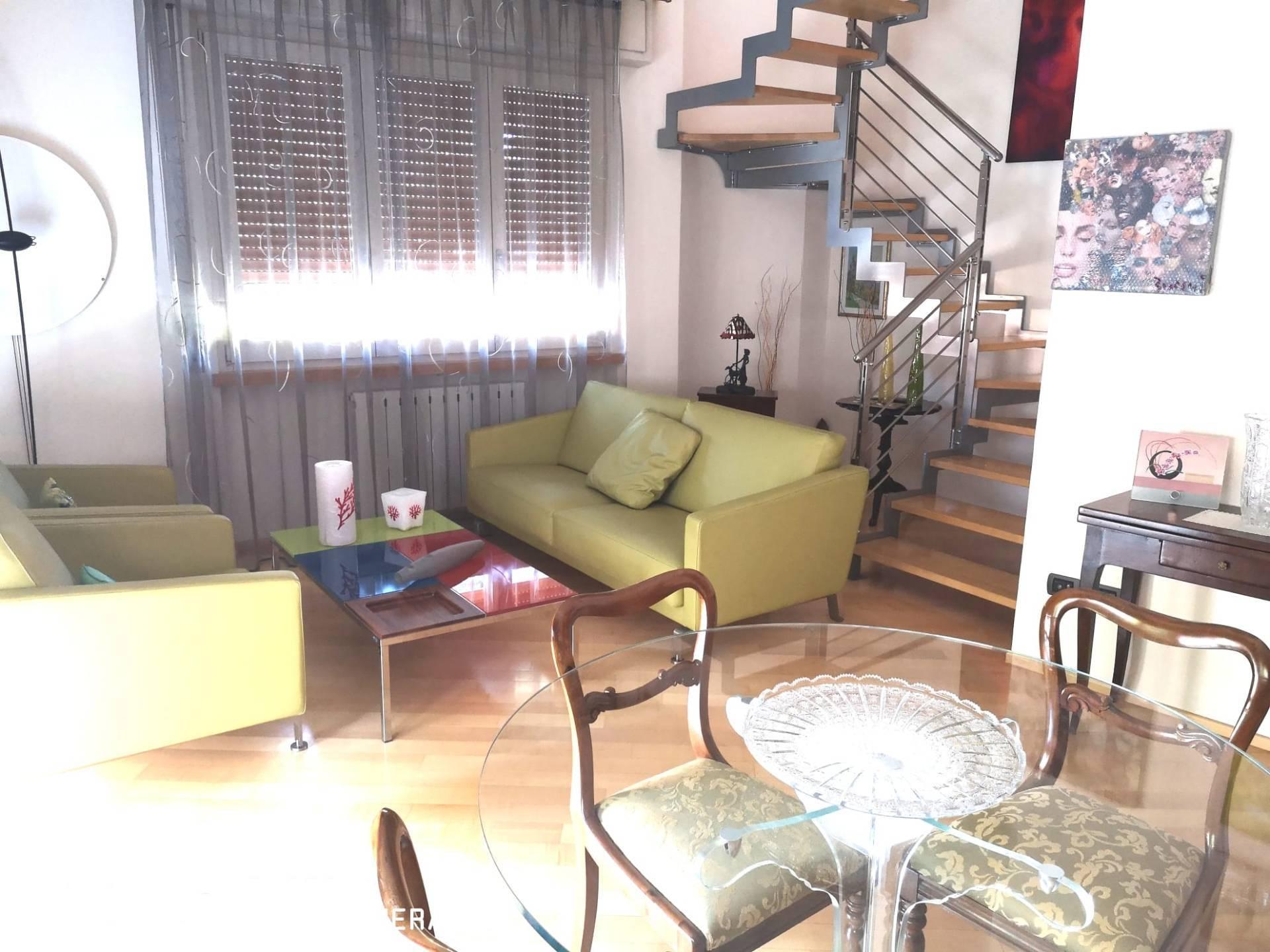 Appartamento in affitto a Fabriano, 5 locali, prezzo € 850 | CambioCasa.it