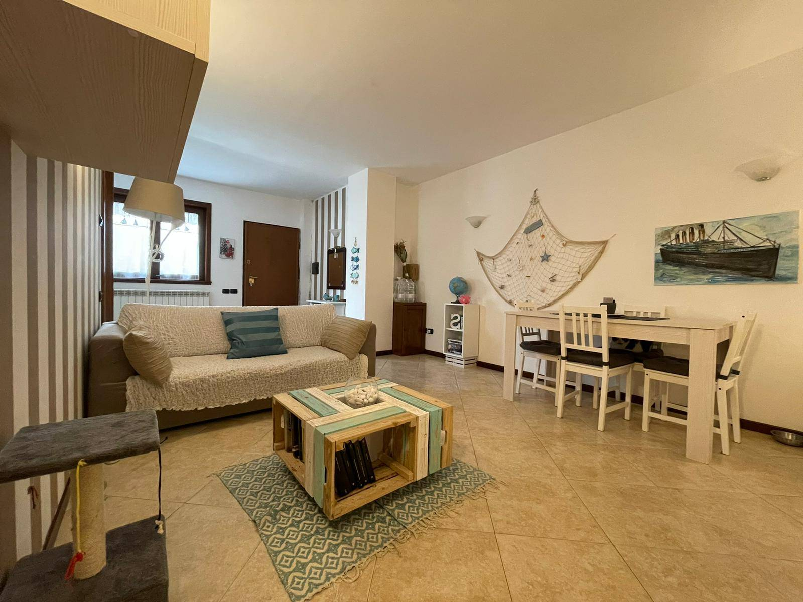 Appartamento in affitto a Borgo Tufico, Fabriano (AN)