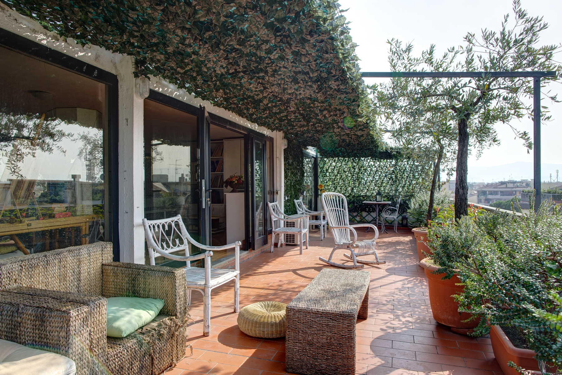 "Penthouse and ""super penthouse"" close to the historical center of Florence"