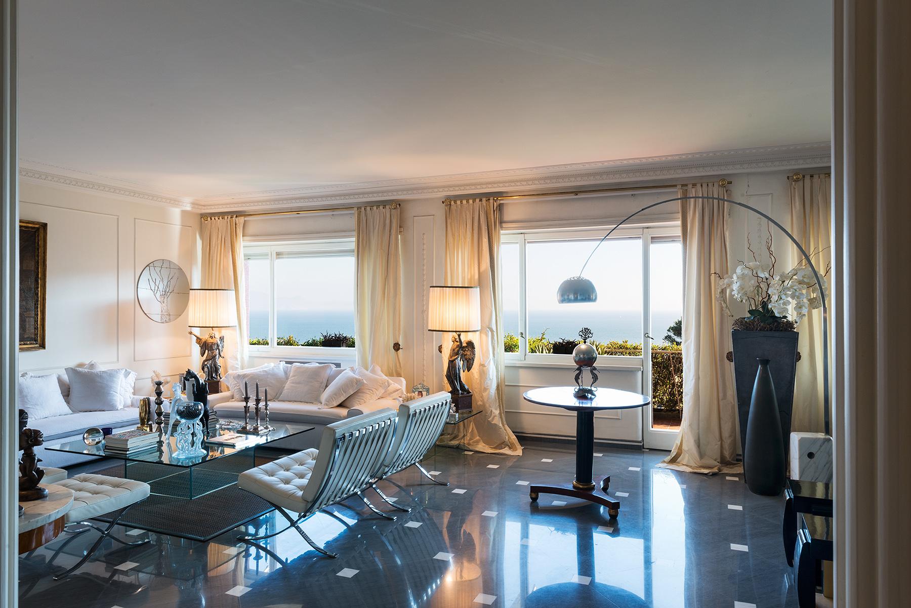 Meraviglioso appartamento di charm a Posillipo