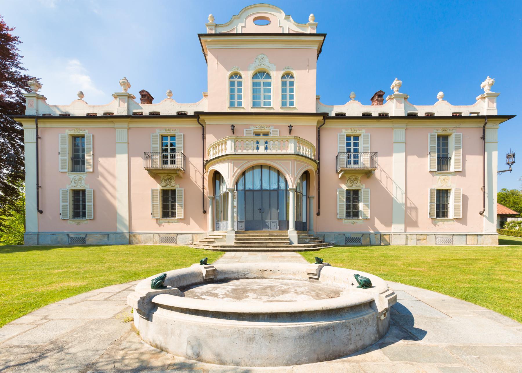 Magnifique villa de la fin du XVIIe siècle