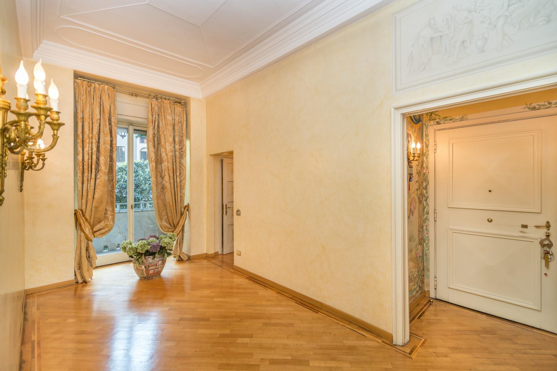 Charmant appartement dans un immeuble prestigieux